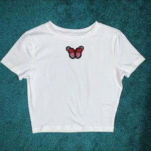 Brandy Melville inspired t shirt